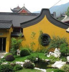 Longyin Temple in Hangzhou.