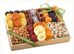 Dried Fruit Platters, FREE shipping, Amazon, http://shopfruitbaskets.com/dried-fruit-platters.htm
