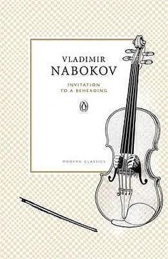 """Invitatin to a Beheading, Vladimir Nabokov. Ol' Vladdy describes this one as """"a violin in a void. The worldling will deem it a trick. Old men will hurriedly turn from it to regional romances and the lives of public figures... The evil-minded will perceive in little Emmie a sister of little Lolita. But I know a few readers who will jump up, ruffling their hair."""""""