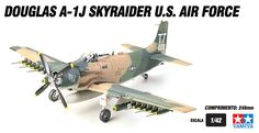 A-1J Skyraider U S Air Force