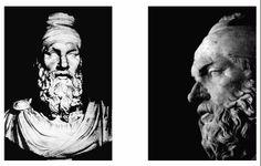 muzeul ermitaj | Fig. 7 a-b. Bust de nobil dac (faţă şi profil) - Muzeul Ermitaj ...
