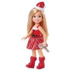 Barbie Chelsea Holiday Santa Doll - Target 2015