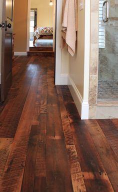 Reclaimed Antique Flooring & Wide Plank Flooring - Mountain Lumber