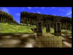 The Legend of Zelda Ocarina of Time Only 100% in one video.