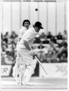 Amiss at the Oval another good length ball