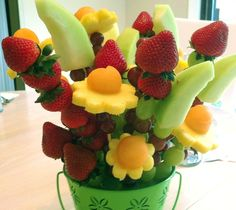Edible Fruit Bouquet - Andicakes