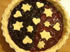 Crostata morbida alla ricotta alla confettura bi-gusto senza glutine BlogGz la cucina di miky https://www.facebook.com/pages/I-dolci-di-Miky/138398509659670
