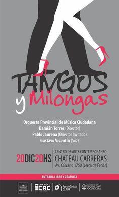 Montevideo: Tango en el CAC/ La Orquesta Provincial de Música Ciudadana