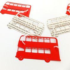 London Bus Bunting £12.50