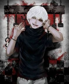 Browse Tokyo Ghoul Kaneki Ken collected by Ponkx and make your own Anime album. Ken Anime, Anime Ai, Anime Kawaii, Anime Guys, Manga Anime, Kaneki Ken Tokyo Ghoul, Image Tokyo Ghoul, Itori Tokyo Ghoul, Anime Tumblr
