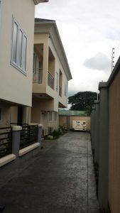 2 Units of individual styled 4 bedroom house. GRA Ikeja.