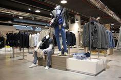 IPERMODA FACTORY mega store by INSIDE, Pisa - Italy
