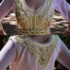 Caftan Haute Couture 2016 - Collection Robes Originales 8cbce1fa5fb
