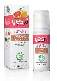 Yes to Grapefruit CC Cream Medium Tint