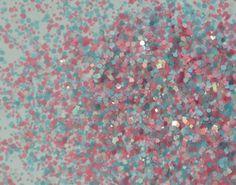 Baby Shower Solvent Resistant Glitter Mix von YouMix auf Etsy, $2.50