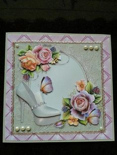 Topper Elegant 8 made by Ann-Marie Mathiesen