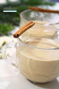 Kávovo-smotanový grog