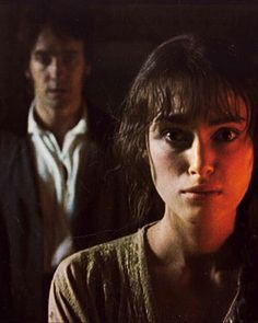 Mr. Darcy and Elizabeth.... magic!