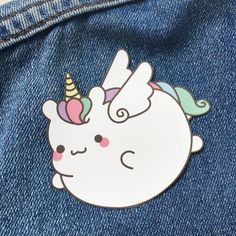 ♥ Unicorn patch design by me and easy to apply, looks great on your t-shirt, jean jacket, backpack or whatever. ♥ Measurements: about 5.5 x 6cm (2.2 X 2.3 inches) ♥ Iron on Instructions: 1. Ensure garment does not have wrinkles. 2. Set the iron to a hot cotton setting. 3. Iron desired area