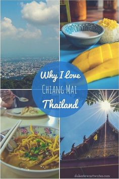 Why I Love Chiang Mai Thailand