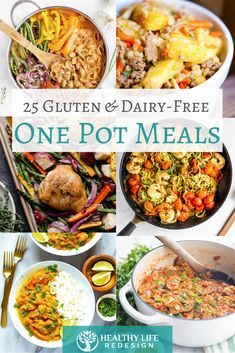 Gluten Free Meal Plan, Free Meal Plans, Gluten Free Recipes For Dinner, Foods With Gluten, Whole Food Recipes, Dinner Recipes, Cooking Recipes, Dairy Free Dinners, Easy Gluten Free Meals