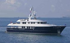 Explorer Yacht Broker Report- 138 Kingship Expedition Yacht Star for Sale Big Yachts, Super Yachts, Luxury Yachts, Yacht Design, Boat Design, Explorer Yacht, Expedition Yachts, Sport Fishing Boats, Yacht Broker