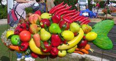 poisson fruits
