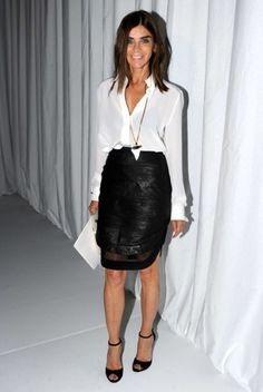 Carine Roitfeld #Style