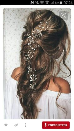 Long Wedding Hairstyles 40 Gorgeous Side Swept Wedding Hairstyles  Pinterest  Side Swept
