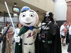 Luke, I am your mascot.