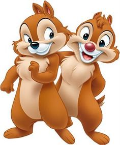 Chip and Dale are great, but I know one chipmunk that beats them all! I miss Kayla Watlington and I hope she is doing well =)