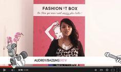 EXCLUSIF : Découvrez le 1er tuto coiffure de la Fashion It Box réalisé en partenariat avec la superbe YouTubeuse DazzlingDREW ayant plus de 100 000 abonnées.   Une coiffure facile à faire avec un joli headband ? C'est à visionner ici : https://www.youtube.com/watch?v=ptGHtZLTfCA