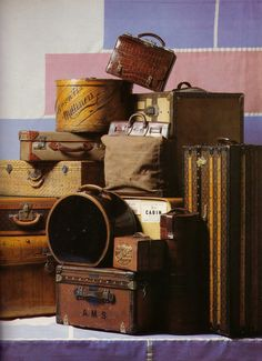 the Luggage museum in Haguenau France