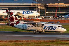 UTair Ukraine ATR-42-300 UR-UTB