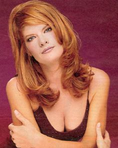 Phyllis (Michelle Stafford) on The Young and The Restless.