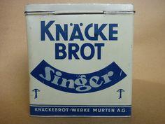 Singer Knäckebrot