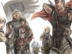 Berserk Fan Art - Wow