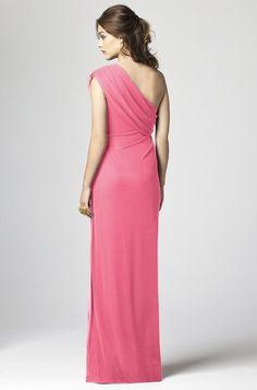 Dessy 2858 Bridesmaid Dress | Weddington Way