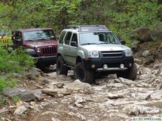 2001 nissan xterra modifications - Google Search