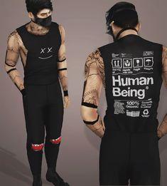 Tea-Wurst Muscle Jumpsuit
