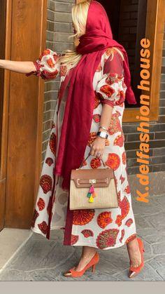 Iranian Women Fashion, Arab Fashion, Muslim Fashion, Vogue Fashion, Womens Fashion, Fashion Trends, Stylish Clothes For Women, Stylish Dresses, Coats For Women