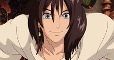 Howl you're so beautiful *^*