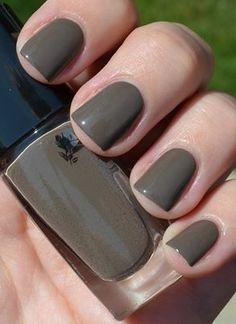 Loving this neutral! // #nailart #beauty