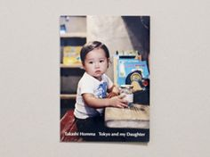 Tokyo and my Daughter | Antenne Books