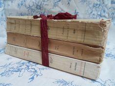vintage paperback books