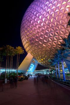 Experimental Prototype Community of Tomorrow, otherwise known as EPCOT by Definitive HDR, via Flickr