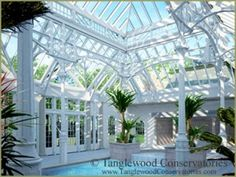 Unique Swimming Pool Enclosure Conservatory