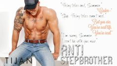 Weekend Pick Me Up: Anti-Stepbrother by Tijan – All The Things Inbetween Pick Me Up, Book Quotes, Teaser, Authors, Good Books, Real Life, Erotic, Romance, In This Moment