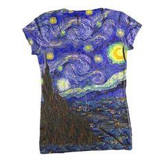 -Tshirt Womens Tank Top 1886 Van Gogh Yizzam Backs of Houses