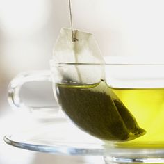 Dr. Oz's Favorite Healthy Foods: Green tea!